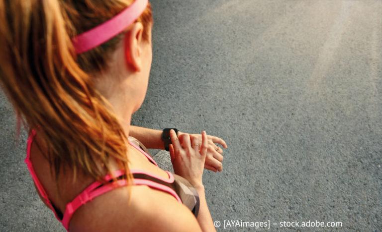 Virtueller Marathon