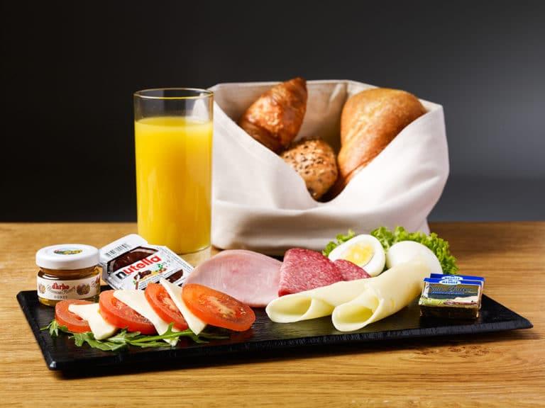 """""""das Frühstück"""" - 7,90 €"""