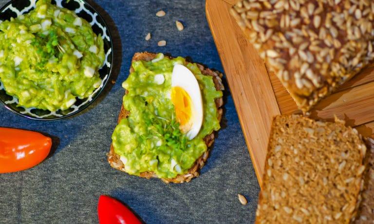 Avocado-Ei-Aufstrich