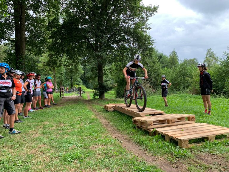 Mountainbike-Camp Frauen