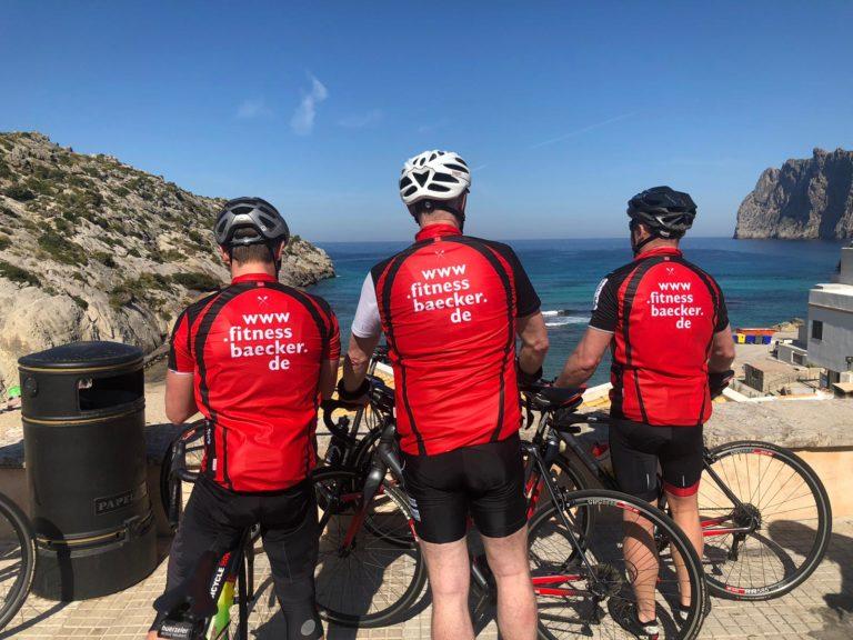 Rennrad-Camp auf Mallorca